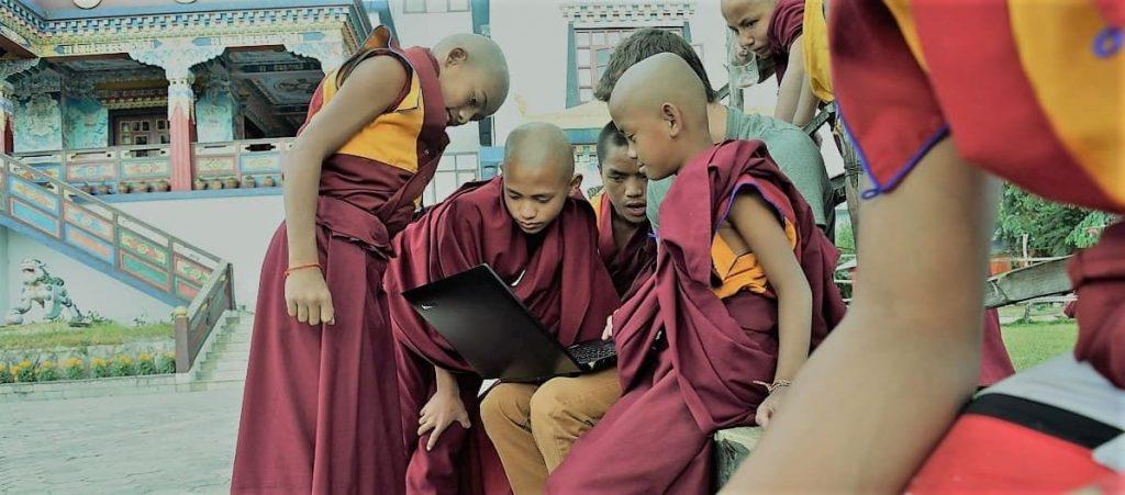 beneficios de meditar en niños