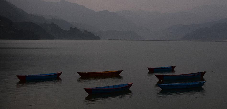 barcas pokhara consejos para meditar