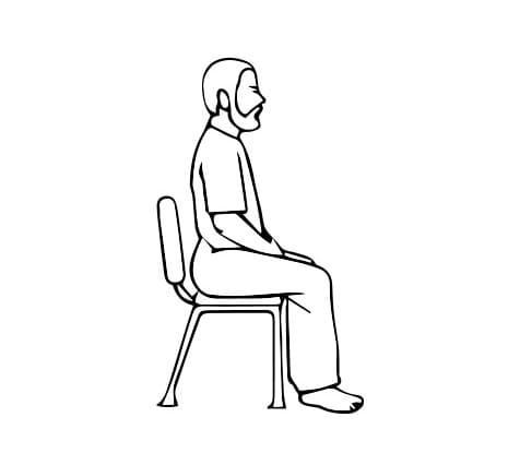 como sentarse para meditar