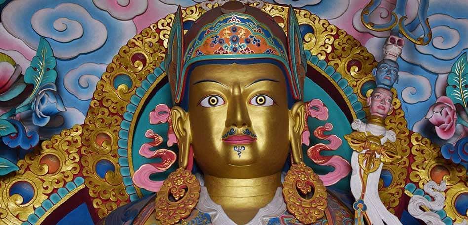 técnica meditación budista