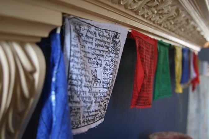 banderas de oracion nepal