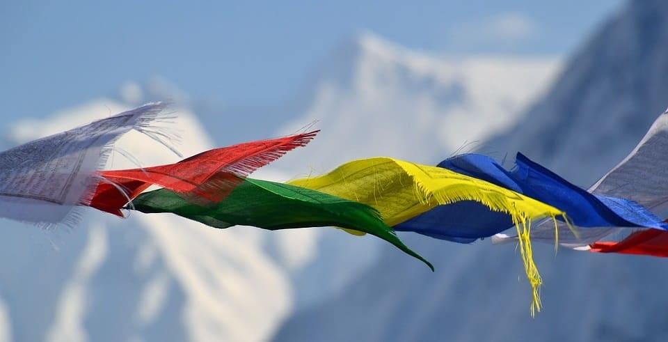 banderas de oración tibetanas comprar