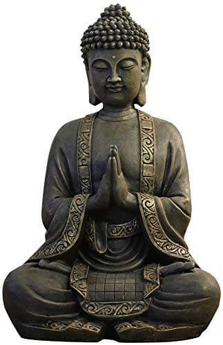 estatua buda meditacion