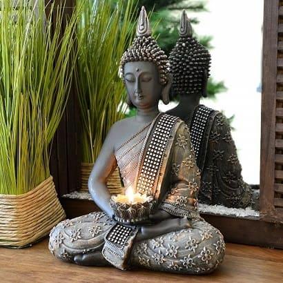 intrendu figura decorativa zen relajacion
