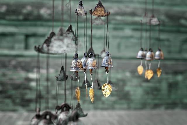 campanas de viento zen