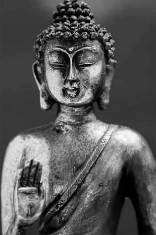 mural budista