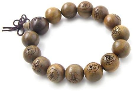 pulsera budista zen